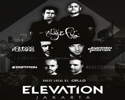 Perdana Digelar, Festival Musik Dance Elevation Hadirkan DJ Mancanegara