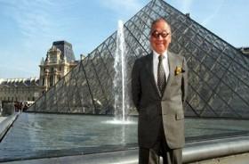 Arsitek Museum Louvre Meninggal Dunia