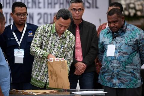 Partisipasi Pemilih di Papua Barat Capai 90 Persen