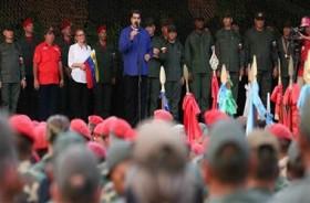 Maduro Deklarasikan Awal Negosiasi Damai dengan Oposisi