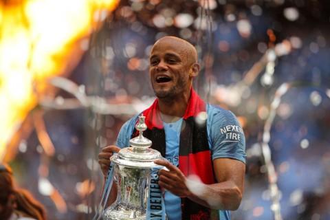 Manchester City Torehkan Sejarah Usai Juara Piala FA