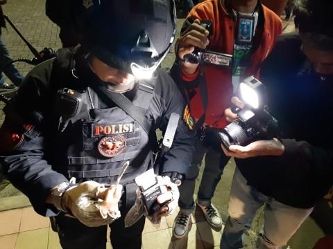 Polres Depok Tangkap Enam Pemuda Saat Razia Geng Motor