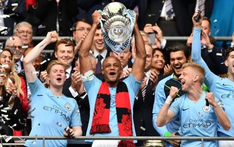 Fakta Menarik Usai City Juara Piala FA
