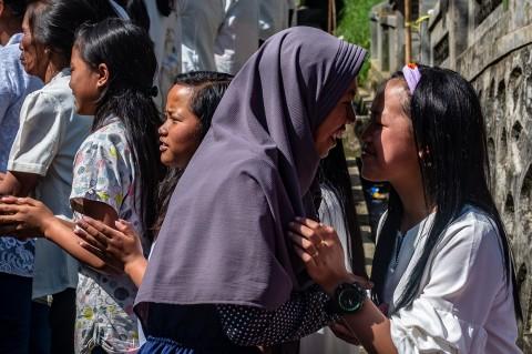 Harmoni Lintas Agama pada Perayaan Waisak di Semarang