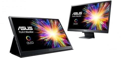 ASUS Ciptakan Monitor OLED Portabel 4K