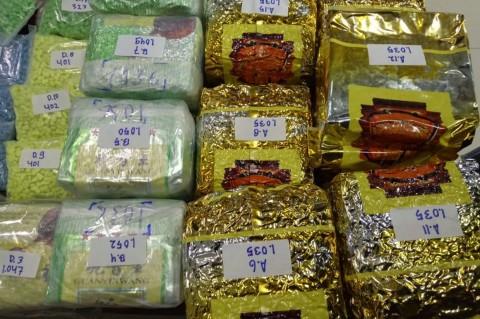 BNN Gagalkan Penyelundupan 50 Kg Sabu di Dumai