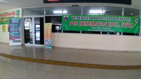 Polisi hingga Dokter Disiagakan di Terminal Pulo Gebang