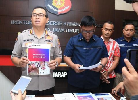 Guru Pengancam Presiden Jokowi Akui Pendukung Prabowo-Sandi