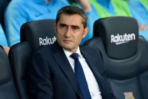 Valverde Siapkan Tempat untuk Griezmann di Barcelona