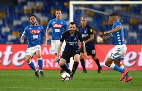 Dipermak Napoli, Inter Terancam Gagal ke Liga Champions