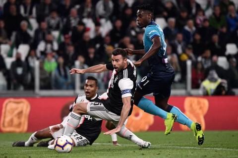 Juventus Ditahan Imbang Atalanta pada Laga Kandang Terakhir