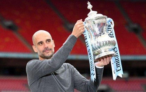 Guardiola: Dominasi City di Inggris Sia-sia Tanpa Gelar Liga Champions