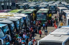 Skema Satu Arah Rugikan Angkutan Bus