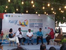 International Stand Up Paddleboard dan Kayak Marathon Bakal Digelar di Bangka Belitung