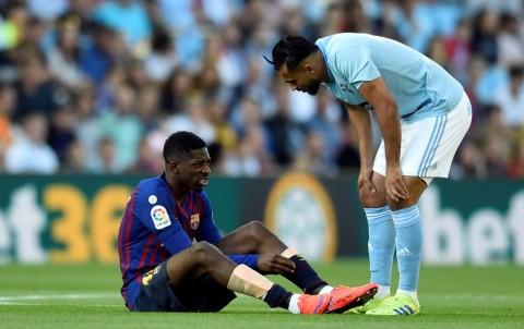 Jelang Final, Barcelona Dilanda Badai Cedera