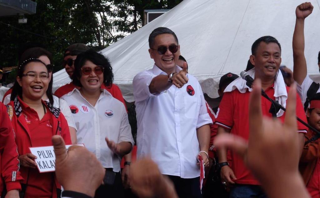 Putra Nababan dari Wartawan Melenggang ke Senayan