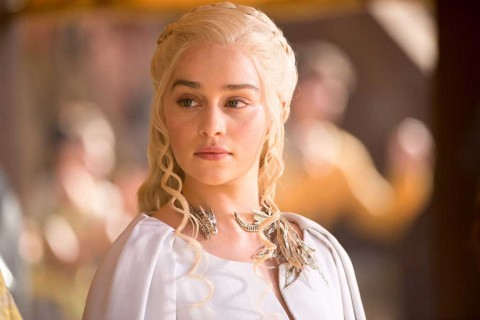 Jelang Episode Terakhir Game of Thrones, Emilia Clarke Pamit