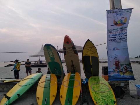 Pegiat Olahraga Kayak Keluhkan Minimnya Event