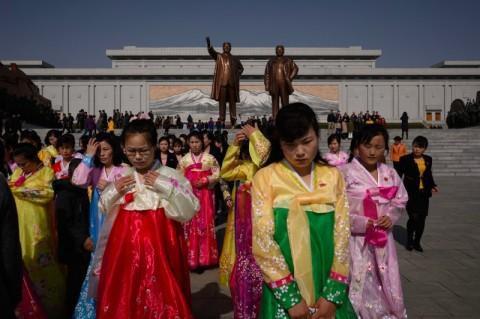 Perempuan Korut Jadi Korban Perdagangan Seks di Tiongkok