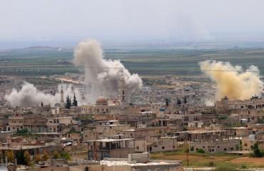 Suriah Umumkan Gencatan Senjata Sepihak di Idlib