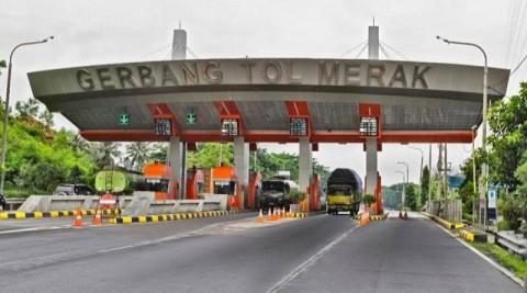 Tol Tangerang Merak Siap Dilalui Pemudik