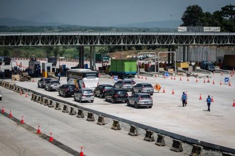 Gerbang Tol Cikampek Utama Beroperasi 23 Mei
