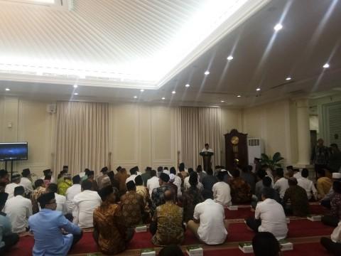 JK Buka Puasa Bersama Pimpinan Dewan Masjid dan MUI