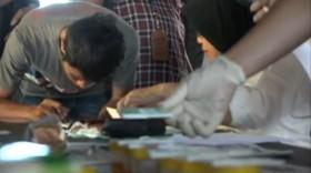 Sopir dan Kenek Bus Surabaya Dites Urine