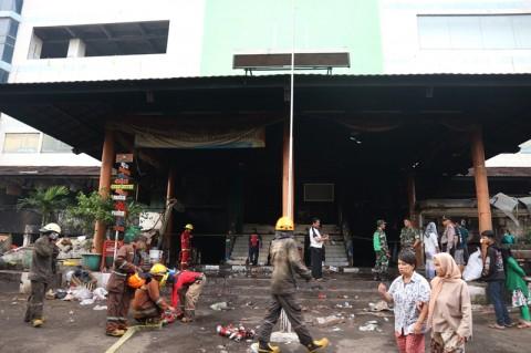 Tempat Relokasi Pedagang Pasar Kosambi Belum Ditetapkan
