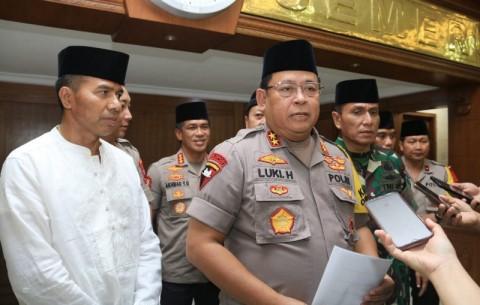 Polisi Cegat Aksi <i>People Power</i> dari Kalimantan