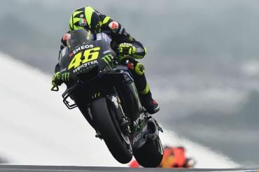 Rossi Mengaku Kalah Akselerasi dari Ducati