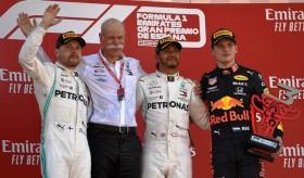 Hamilton Ungkap Pembalap yang Jadi Ancaman Terbesarnya