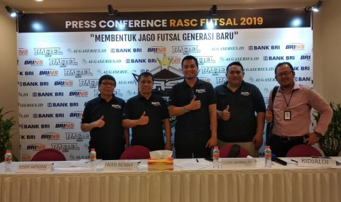 RASC Futsal 2019, Wadah Bibit Usia Dini
