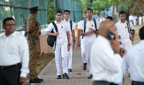 Sri Lanka Perketat Keamanan di Sekolah Katolik