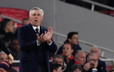 Hanya Jadi <i>Runner-up</i>, Napoli Tetap Dipuji Ancelotti