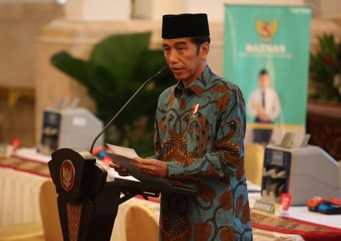 Jokowi Akui Defisit Transaksi dan Perdagangan Persoalan Besar