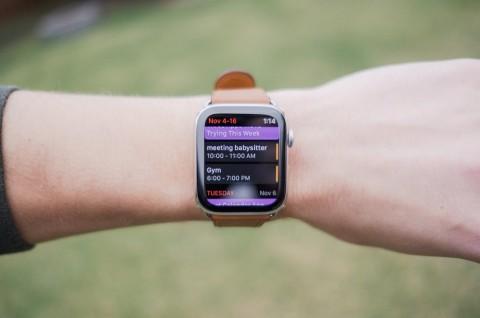 Desain Baru untuk Notifikasi Outlook di Apple Watch