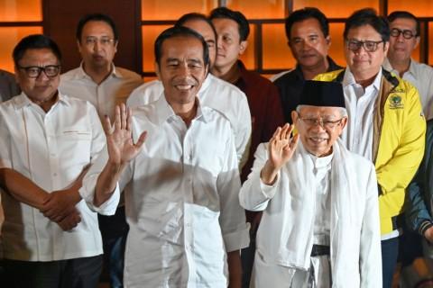 Media Internasional Turut Umumkan Kemenangan Jokowi-Maruf