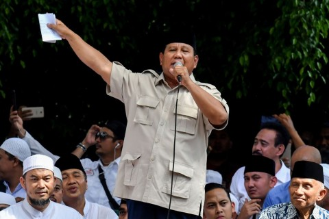 BPN Kaji SPDP Terhadap Prabowo