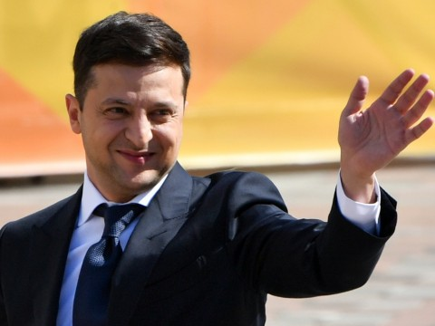 Baru Dilantik, Presiden Ukraina Bubarkan Parlemen