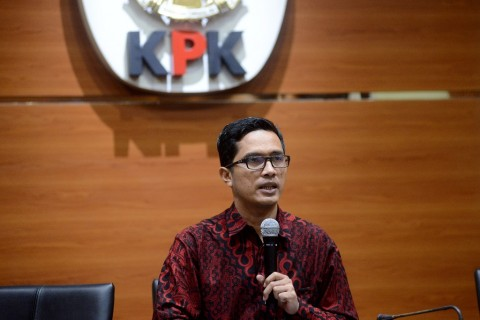 KPK Periksa Tiga Terpidana Korupsi KTP-el