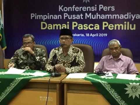 Warga Daerah Diimbau Tak ke Jakarta Menanggapi Pemilu