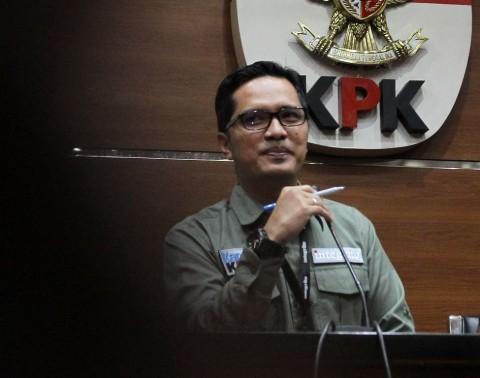 KPK Periksa Ketua Fraksi Gerindra DPRD Lampung Tengah