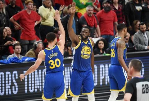 Golden State Warriors Kembali ke Final NBA