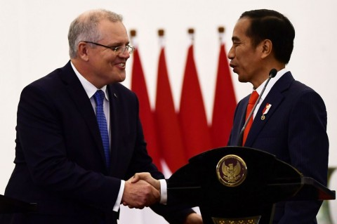 PM Australia Ucapkan Selamat untuk Jokowi