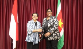 Indonesia, Suriname Agree to Strengthen Economic Partnership