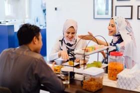 Reuni saat Ramadan Sudah jadi Tradisi