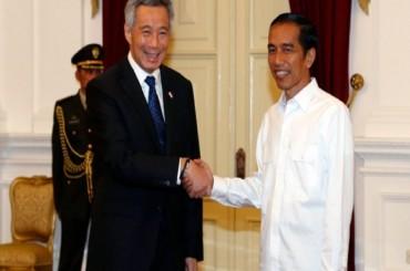 Presiden dan PM Singapura Ucapkan Selamat kepada Jokowi