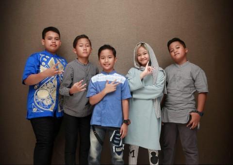 Band Cilik Estudiante Gubah Doa Khatam Alquran Menjadi Lagu Rock
