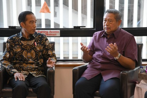 SBY Bahagia Pemilu Tak Berujung Petaka